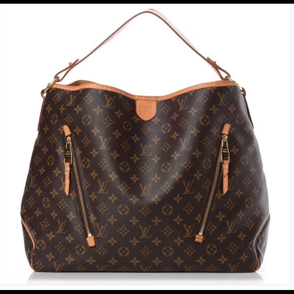 Louis Vuitton Handbags - RARE Louis Vuitton Delightful Gm c5ab80c2ae